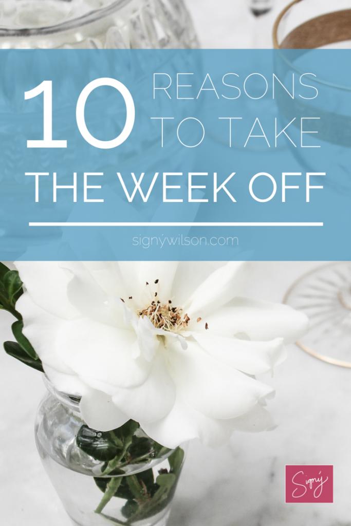 05-Week Off