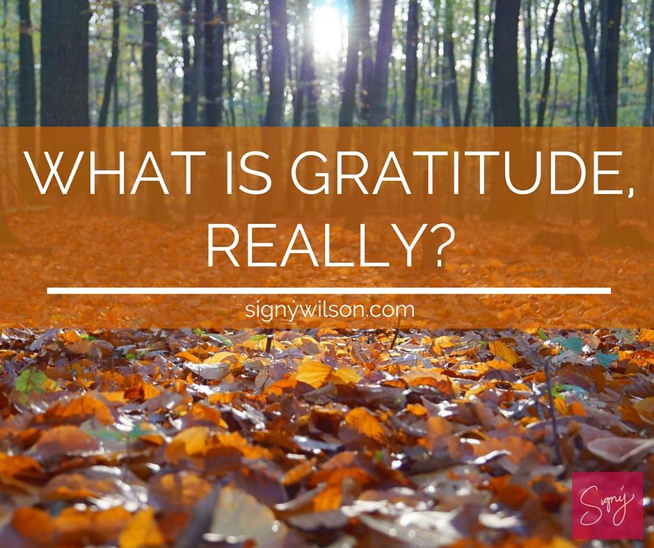 01-Be Grateful