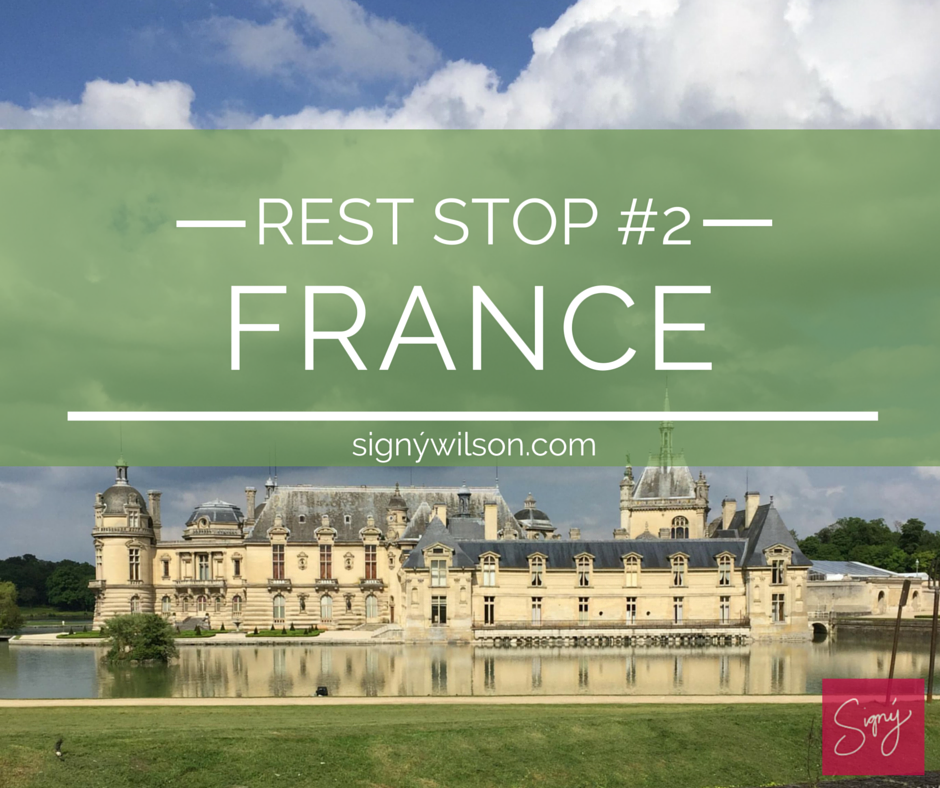 Rest Stop 2 France