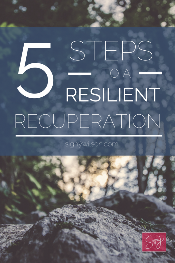 5 steps to a resilient recovery 2.0