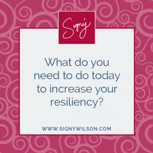 resilience, increase