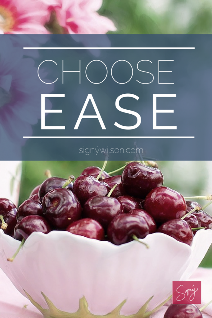 Choose Ease