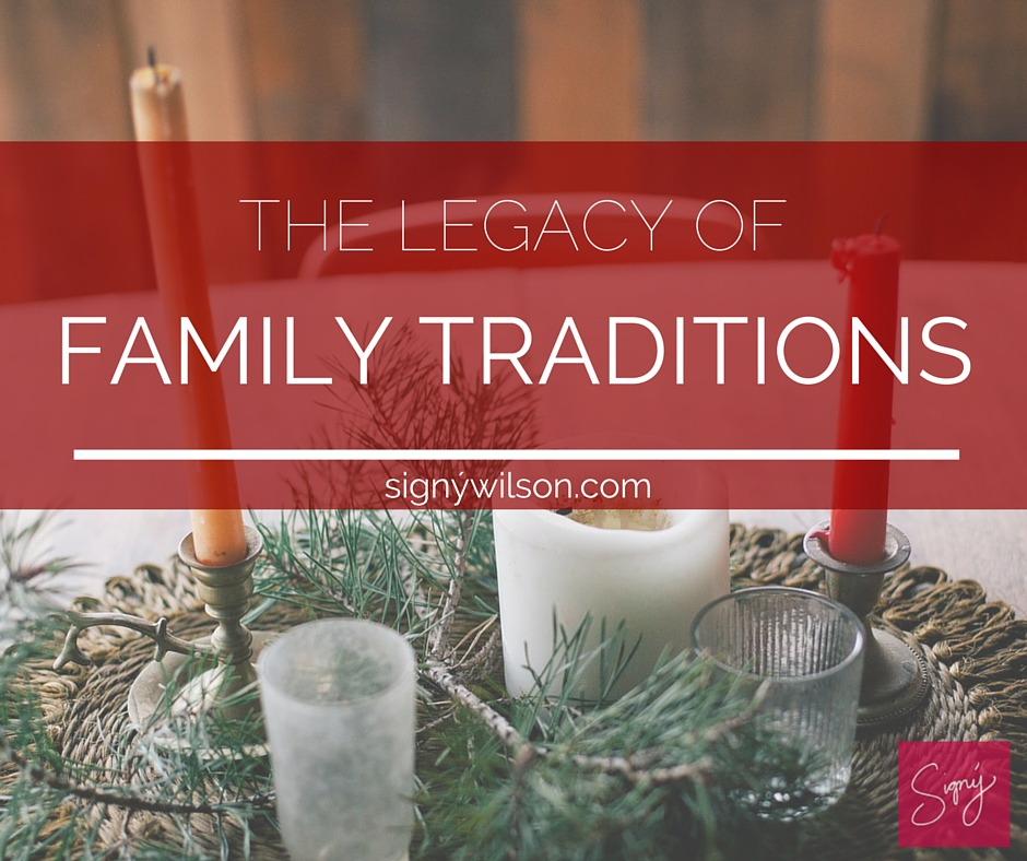 05-The Legacy of Family Traditions