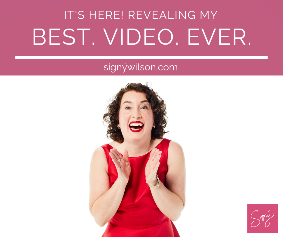 Revealing My Best Video Ever